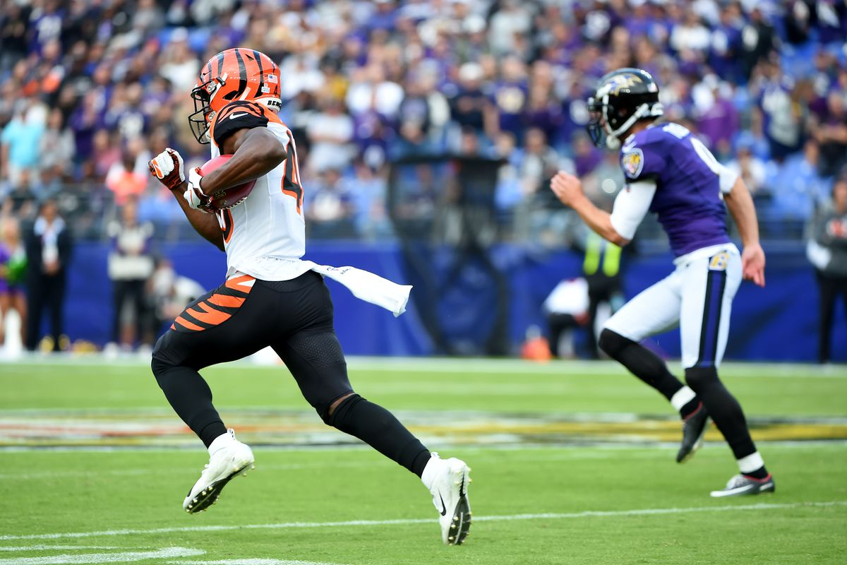 Bengals vs Ravens Twitter and GIF reactions