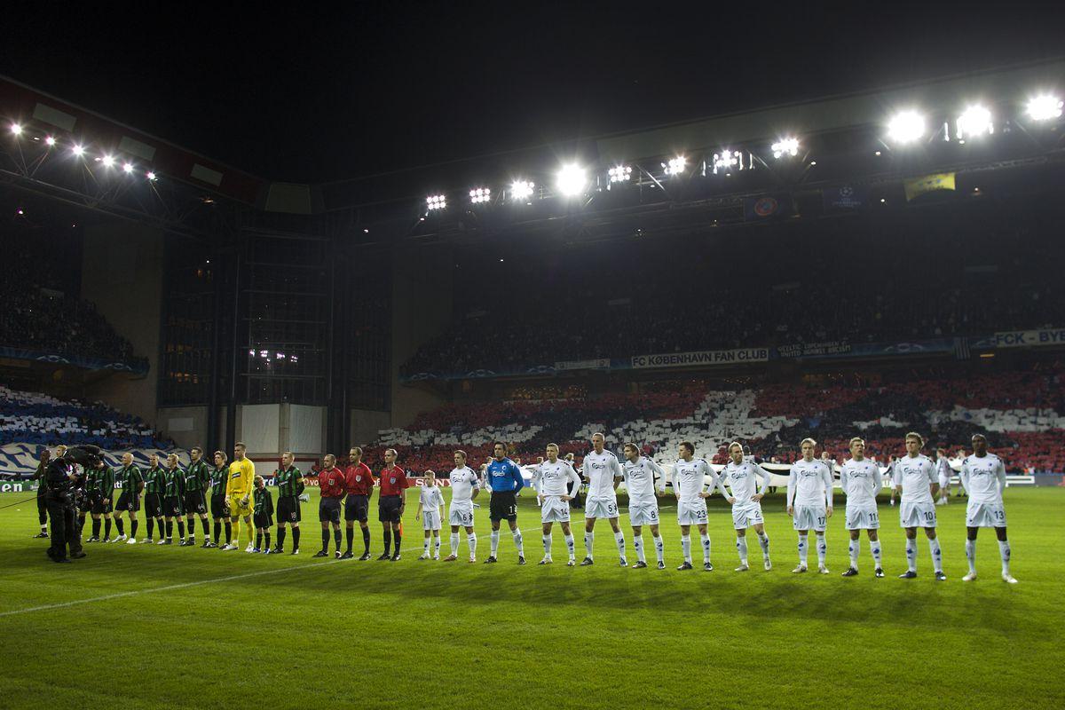Champions League FCK - Celtic