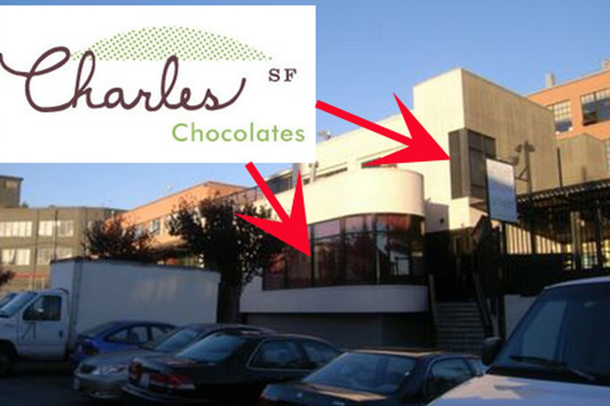 Charles Chocolates BACK With Mission Store And Cafe - Eater SF