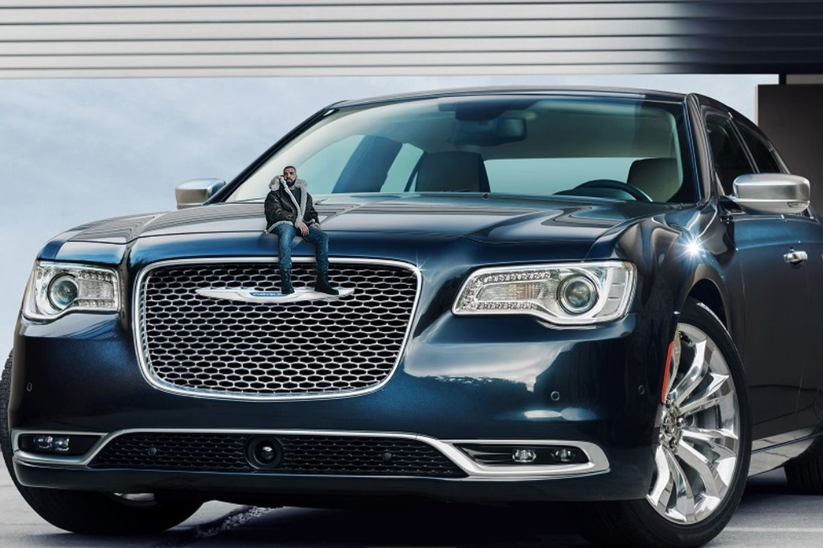 Drake Levels Chrysler For Making A Knockoff Bentley The Verge