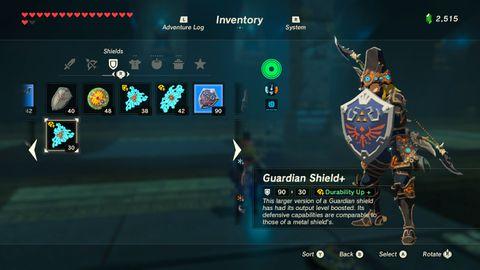 Zelda: Breath of the Wild guide: Guardian Slideshow shrine quest