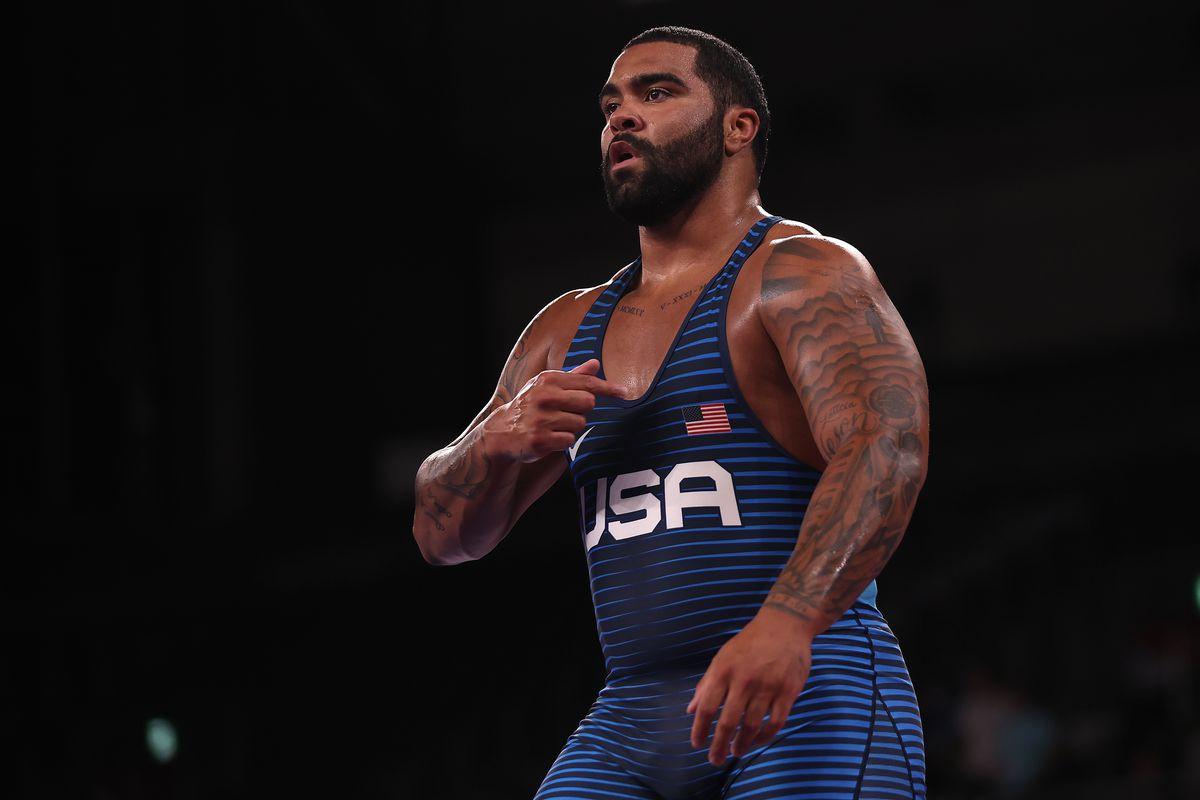 Wrestling - Olympics: Day 13