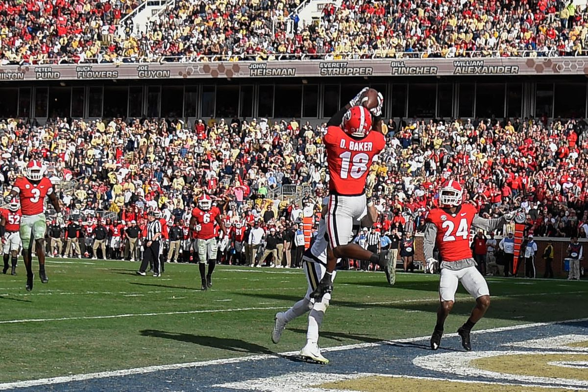 2944e6084 2019 NFL Draft profile  Deandre Baker could be the shutdown corner that the  Lions need