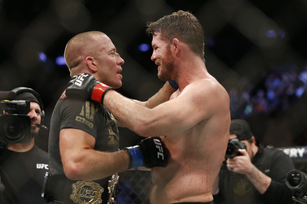 Ufc 217 Results From Last Night Georges St Pierre Vs Michael Bisping Fight Recap Mmamania Com