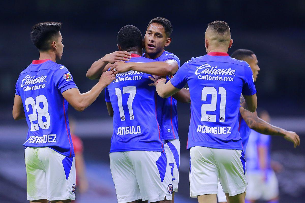 Cruz Azul v Atlas - Torneo Guard1anes 2021 Liga MX