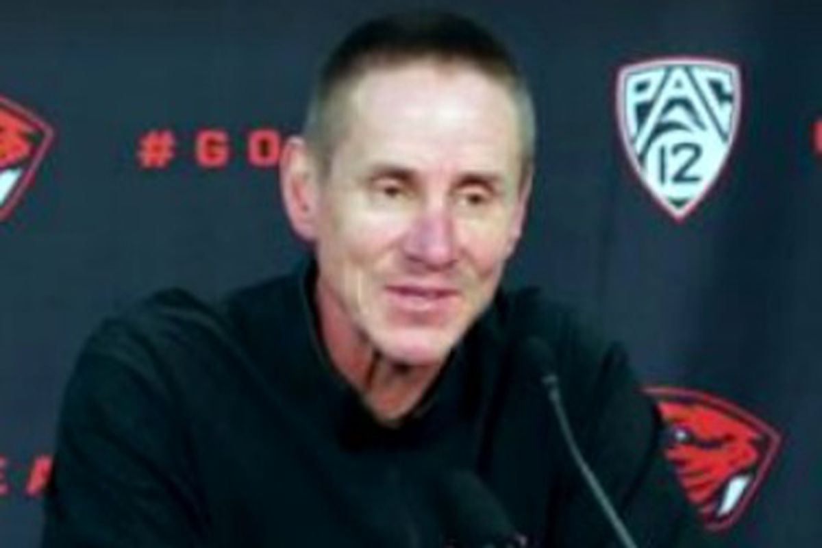 Gary Andersen got a lot of questions about the quarterback situation today.