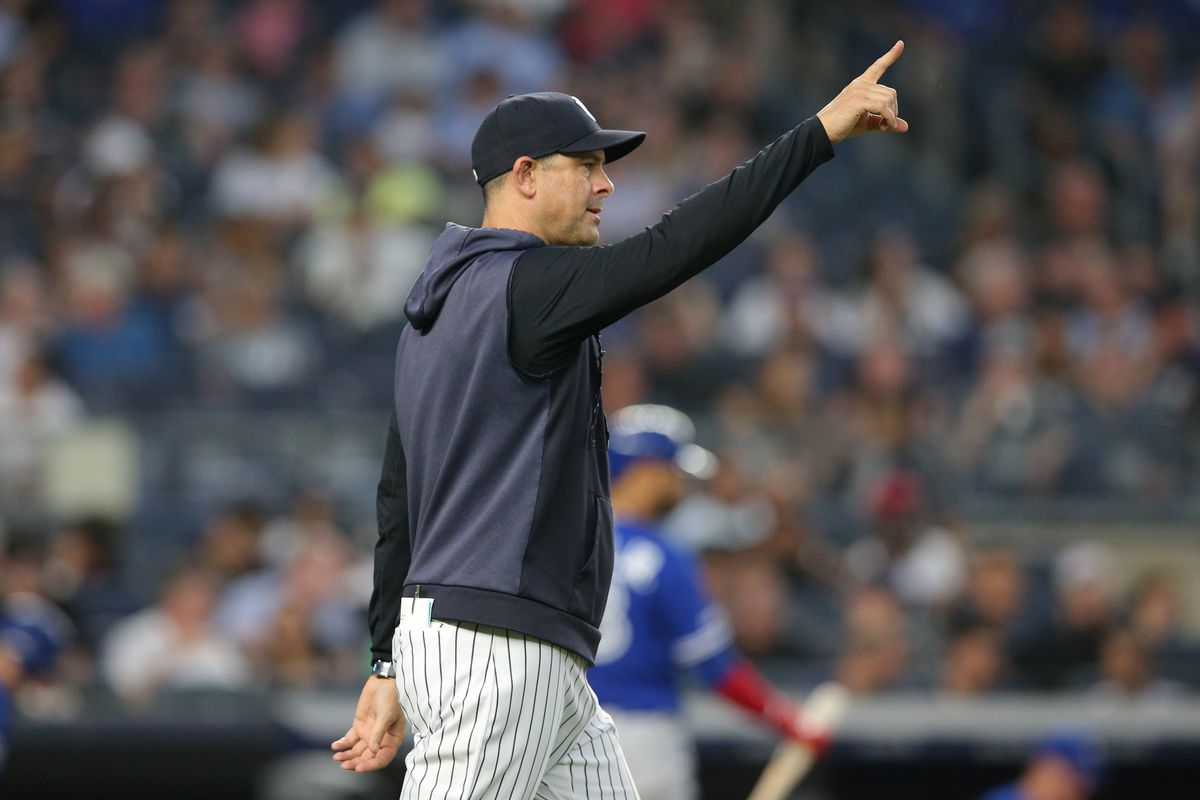 Why Aaron Boone has a strong case for Manager of the Year