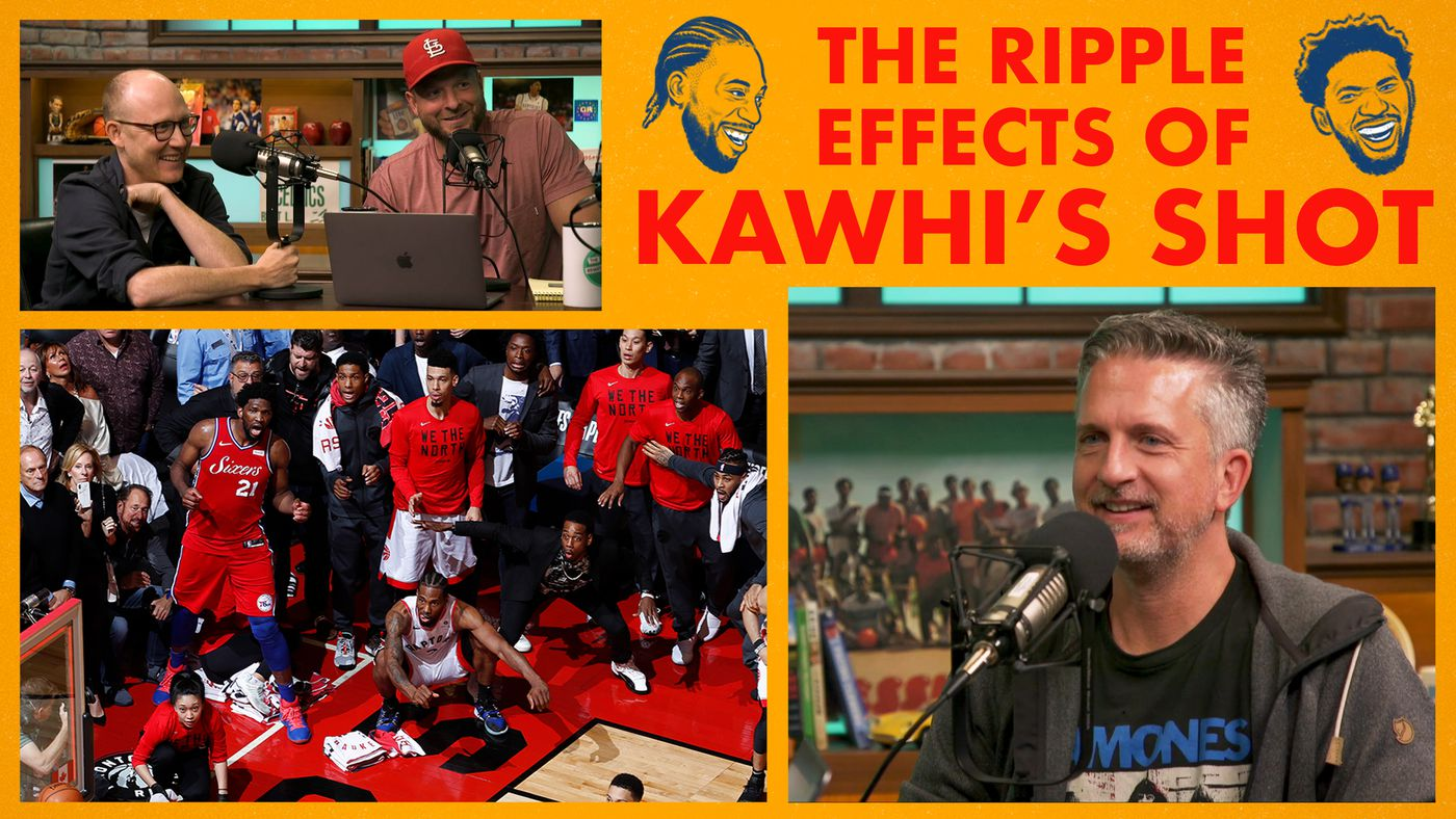 The Ripple Effects of Kawhi Leonard's Shot Against the 76ers