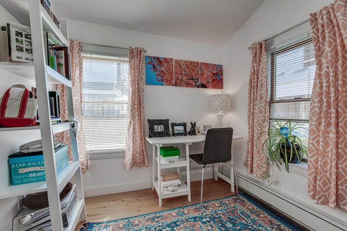 Home office ideas: Inspiration from around Greater Boston - Curbed