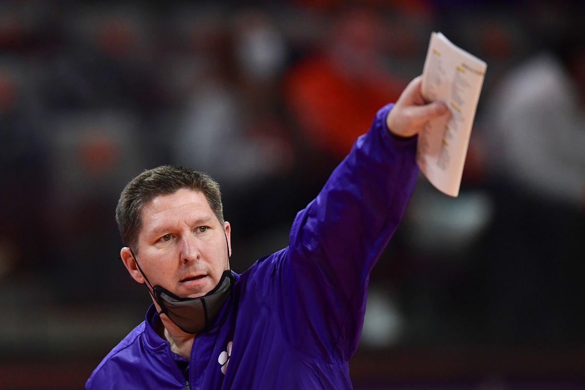 NCAA Basketball: Georgia Tech at Clemson