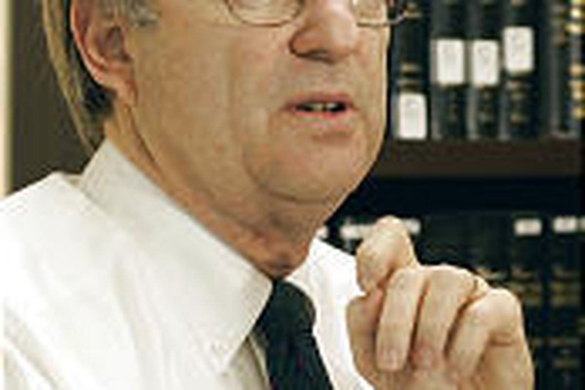 Texas District Judge Bob Perkins, a Democrat, has contributed to candidates such as John Kerry and the group MoveOn.org.