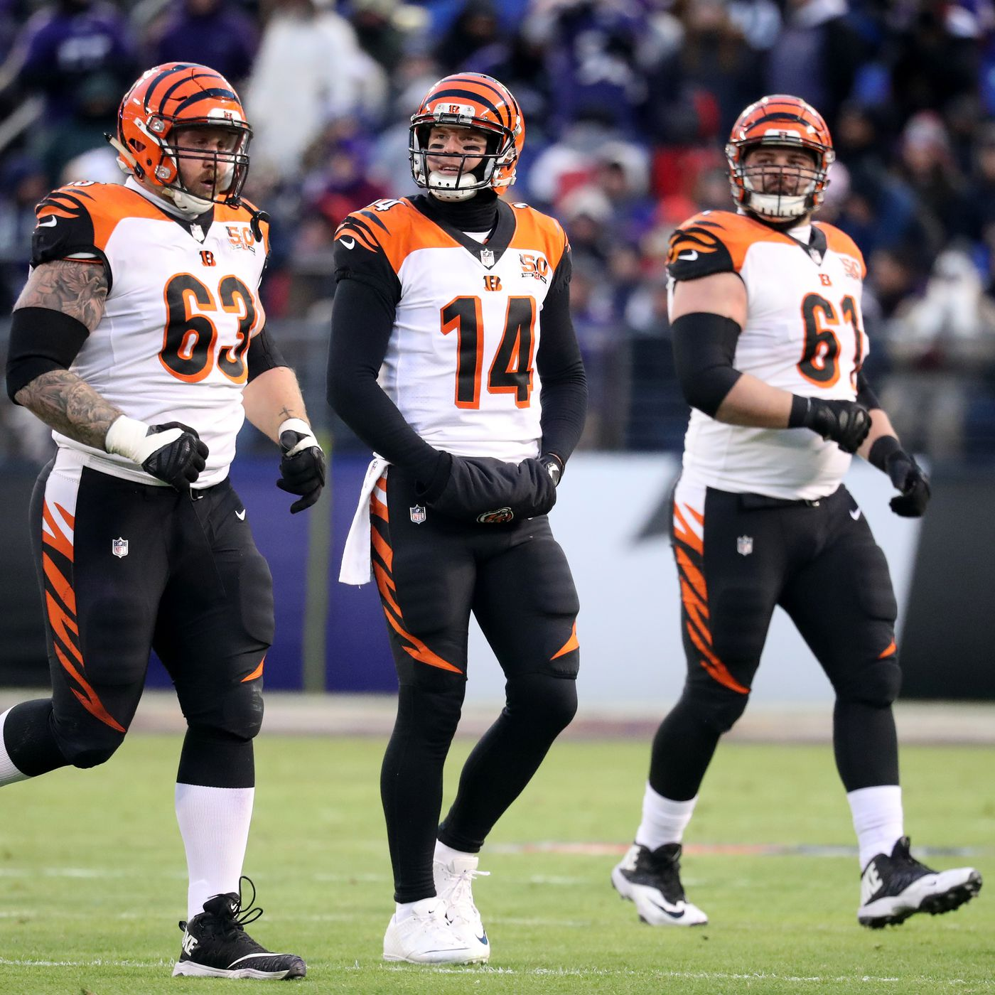 Christian Westerman may be ready to start in Year 3 for Bengals ...