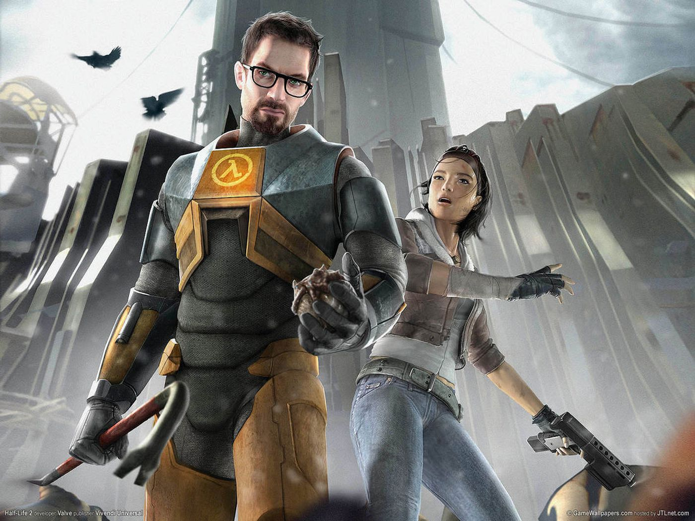 You Can Play Every Half Life Game For Free For The Next Two Months The Verge