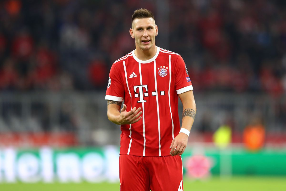 Image result for niklas sule bayern