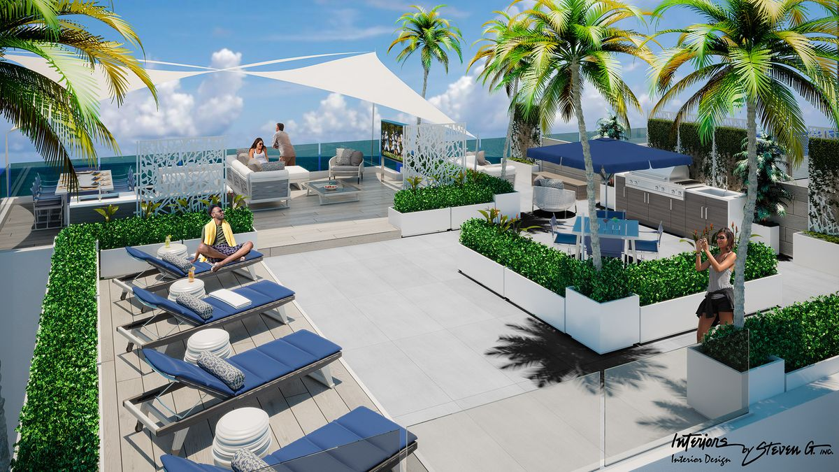 Arya Oceanside Residences Planned In Pompano Beach Curbed Miami