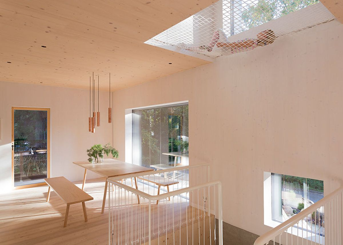 Wooden modern home is Finnish simplicity at its best - Curbed