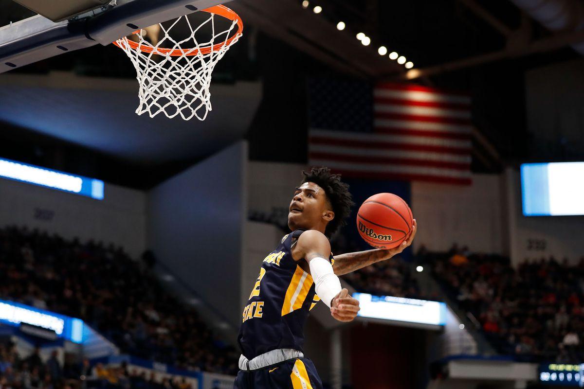 NCAA Basketball: NCAA Tournament-Second Round- Florida State vs Murray State