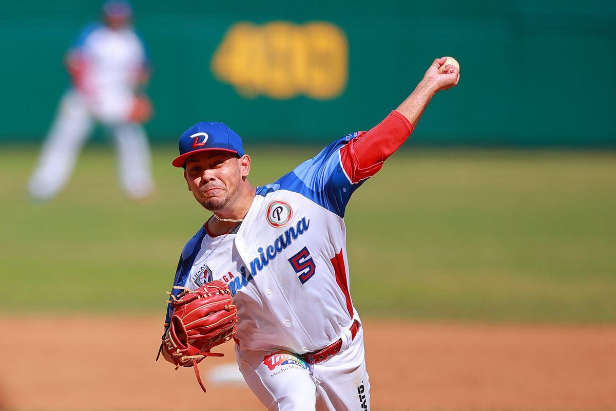 Venezuela v Dominican Republic - Serie del Caribe 2021
