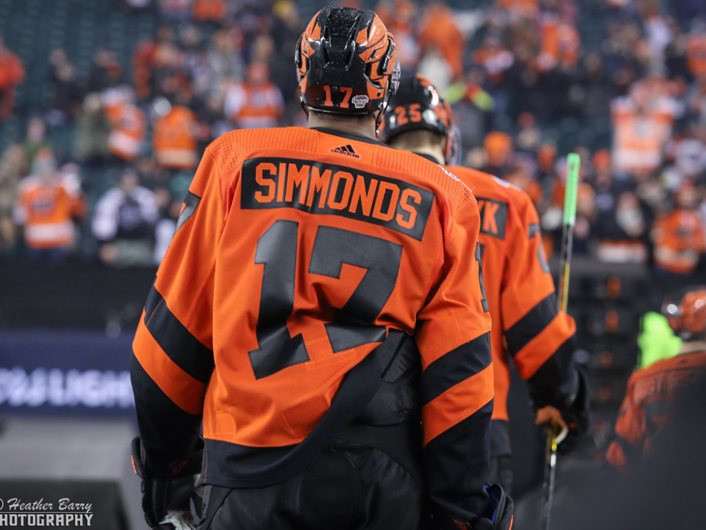6d99adce9 NHL trade deadline: A thank you from Philadelphia Flyers fans to Wayne  Simmonds - Broad Street Hockey