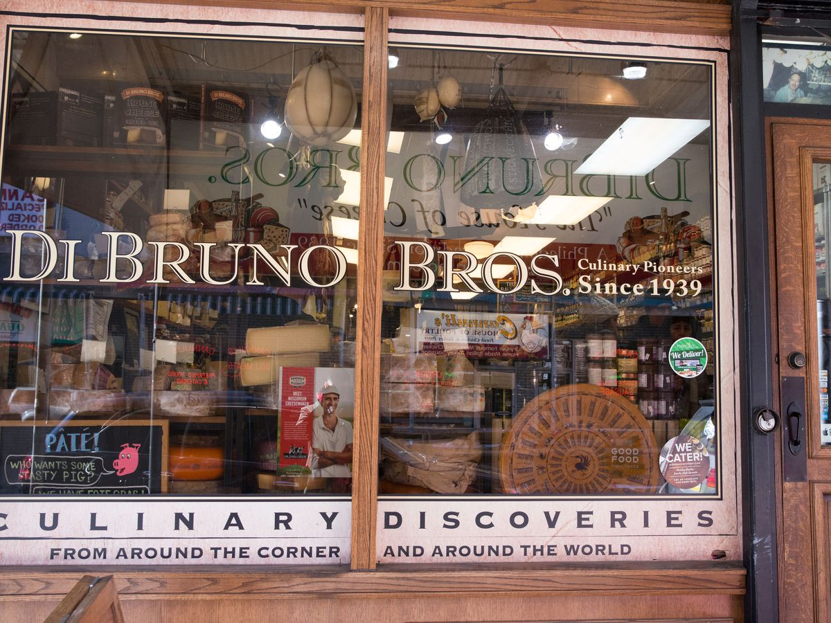 storefront that says du bruno bros since 1939