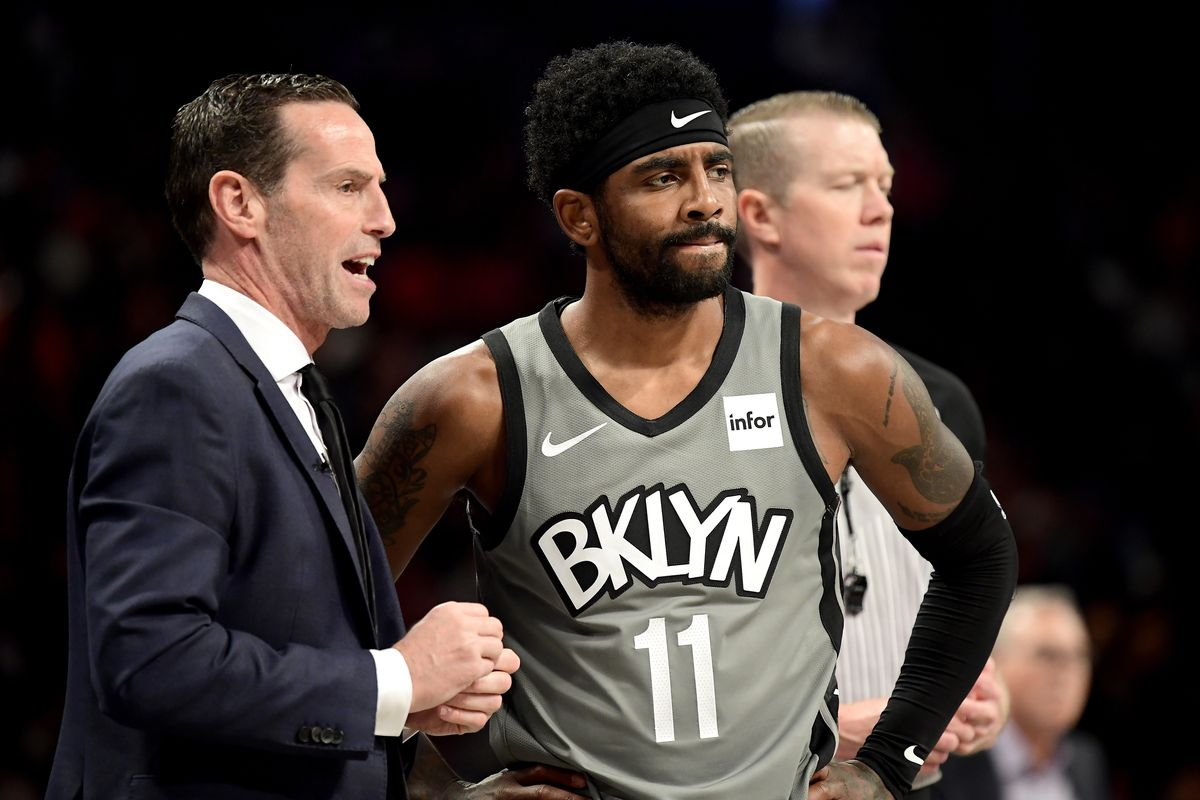 VIDEO: Pooch talks all things Nets at the midway point of the season