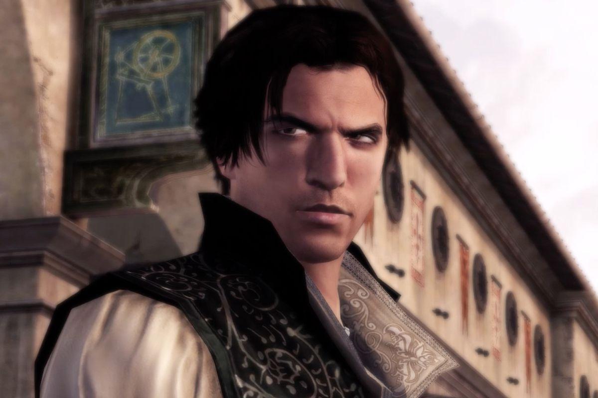 Ezio Auditore Assassin's Creed 2 remaster