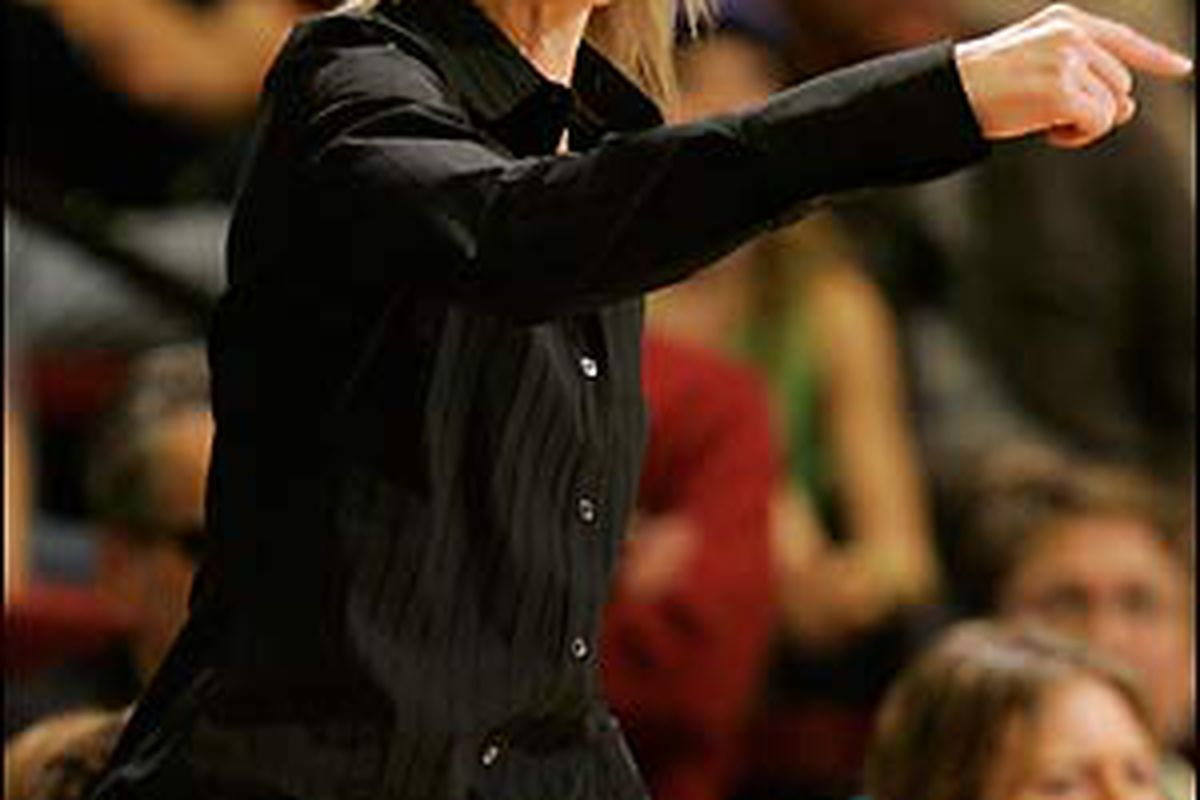 Joanne Boyle will be named the next head coach of Virginia. // AP