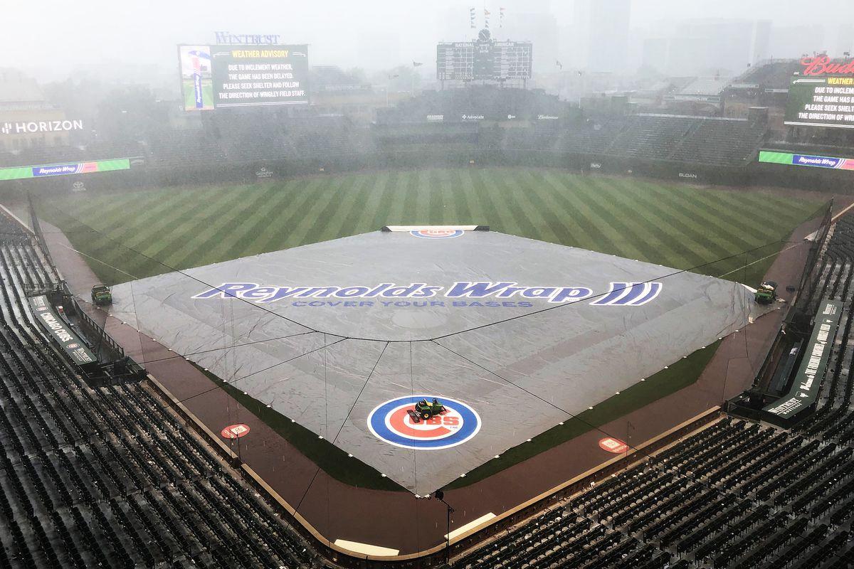 Arizona Diamondbacks v Chicago Cubs