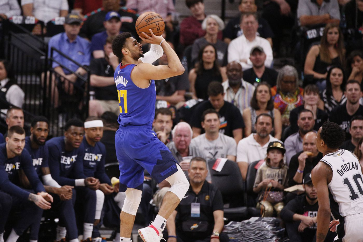 388238c1 The Nuggets are betting on Jamal Murray becoming the next Kobe Bryant -  Denver Stiffs