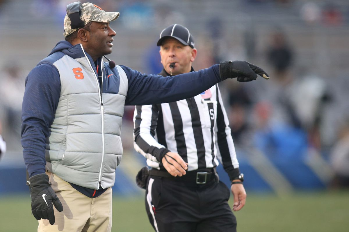 Assessing running backs coach candidates for Dino Babers's ...