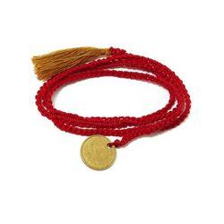 "<a href=""http://danielabustosmaya.blogspot.com/""><b>Daniela Bustos Maya</b></a> bracelet"