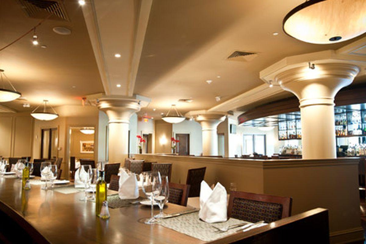 Davio's Northern Italian Steakhouse.