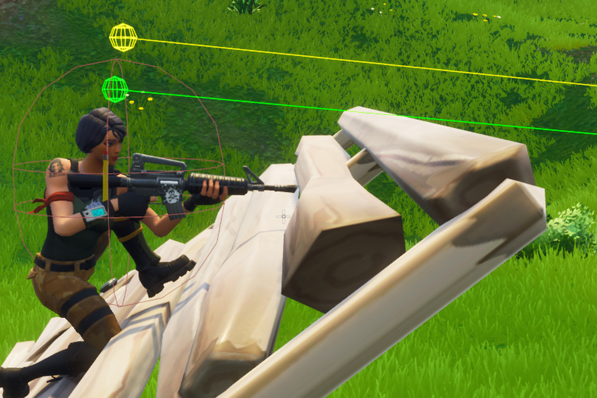Fortnite Ghost Peeking Bug Appears Fixed By Epic S Latest