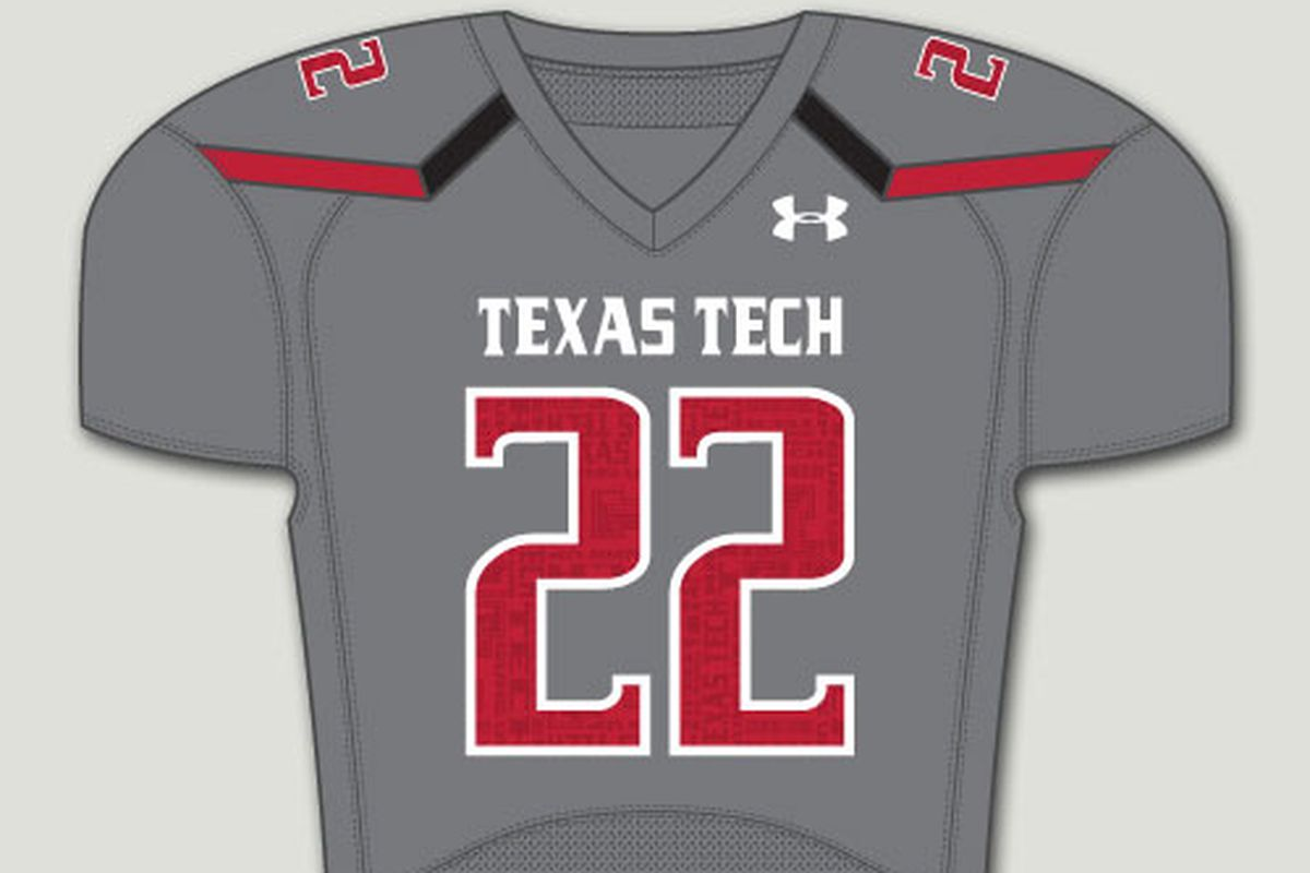 finest selection a8402 ca525 Possible New Football Jerseys for Texas Tech? - Viva The ...