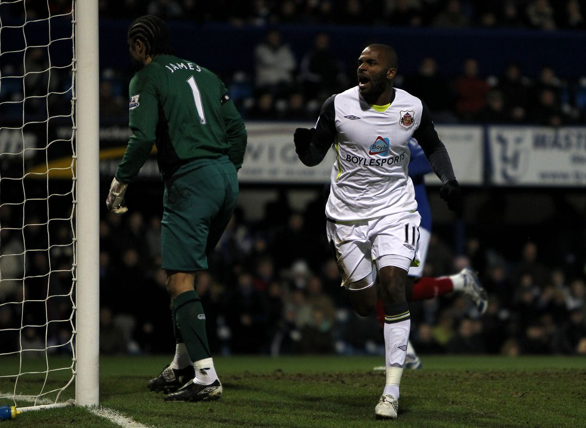 Portsmouth v Sunderland - Premier League