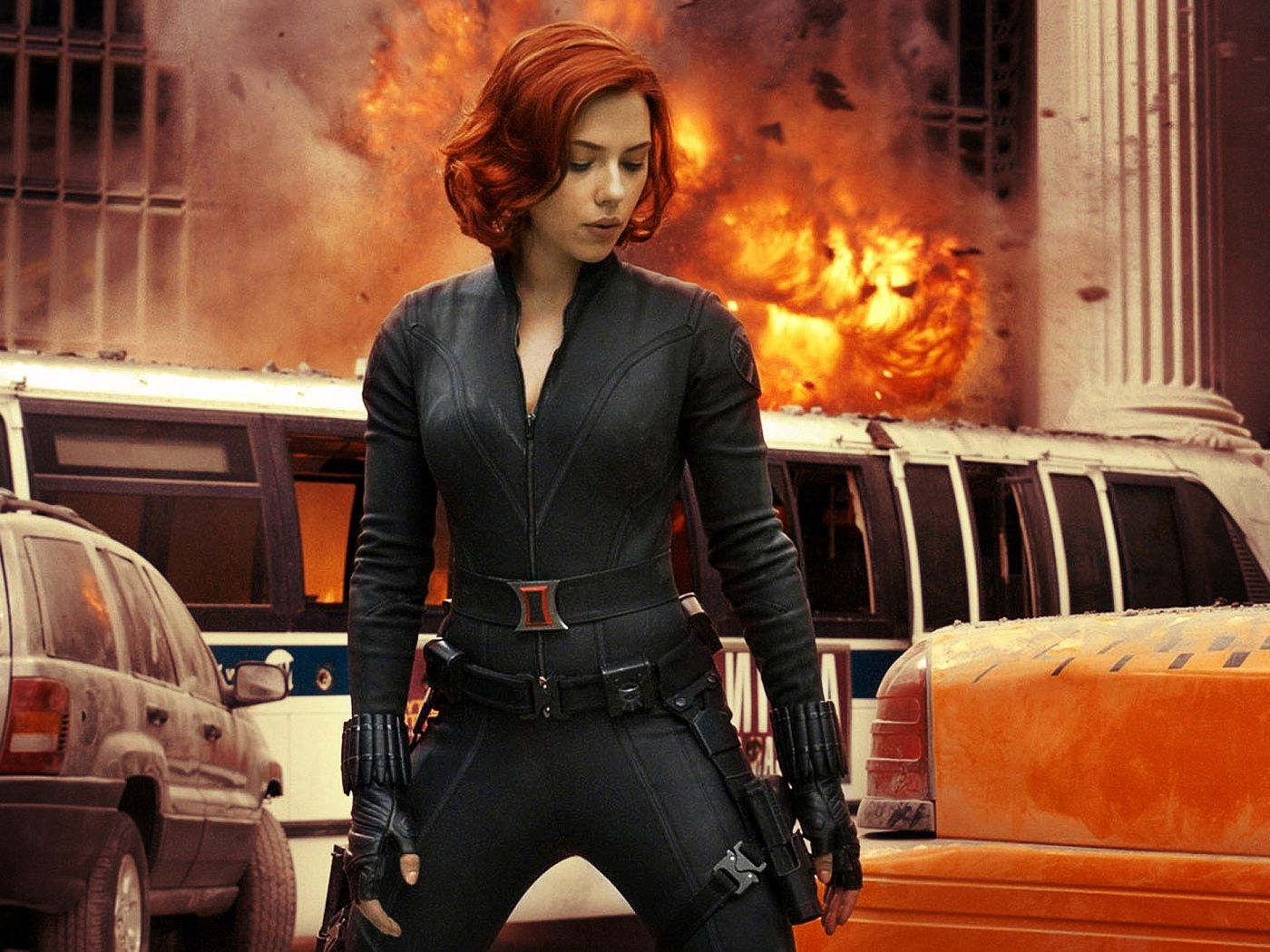 Comic-Con: Marvel's Black Widow movie footage & release date, revealed -  Polygon