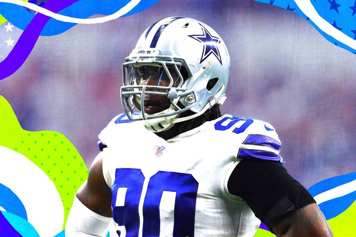 c995eaeb453 Are the Cowboys headed for a Le Veon Bell-style showdown with DeMarcus  Lawrence