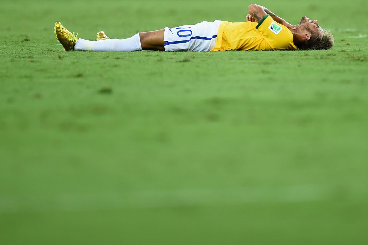 Will this be the enduring image of the World Cup?