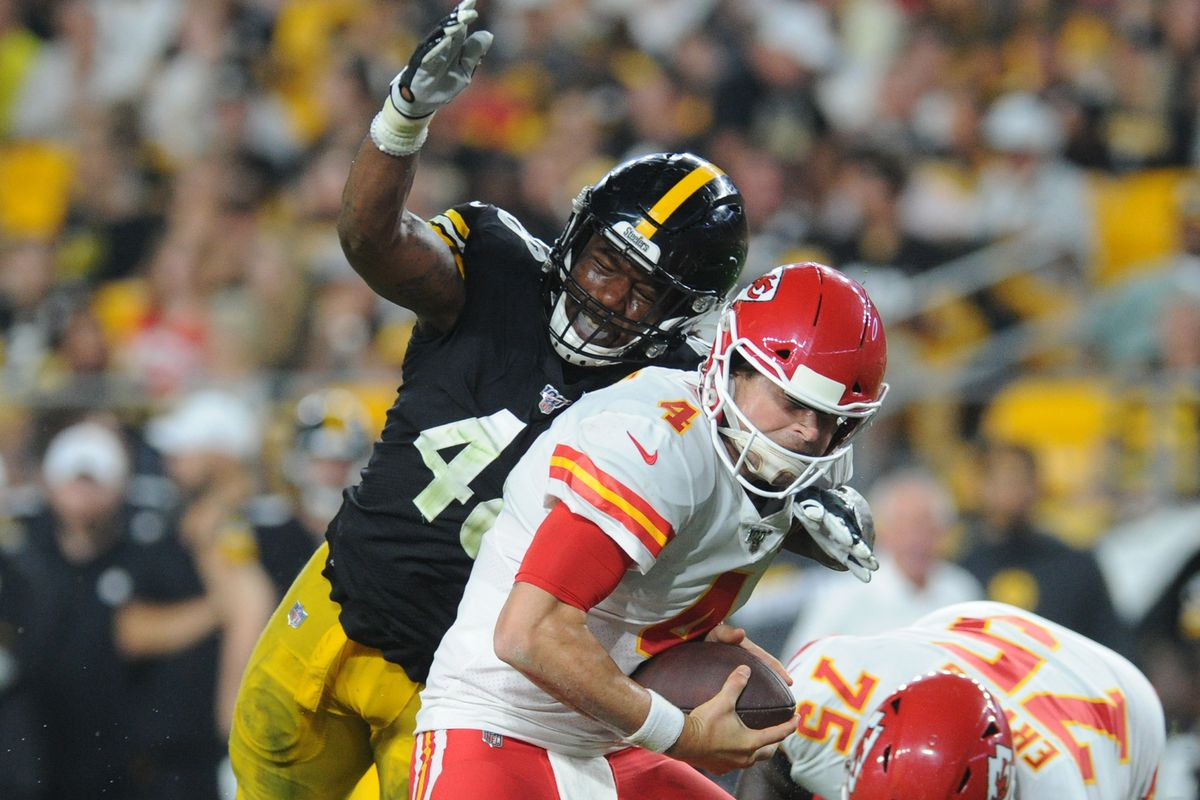 77ff8d4d The Steelers defense was the best part of the Week 2 win vs. the ...