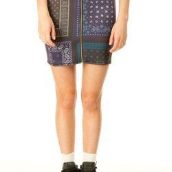 Zip-down Bandana Print Mini Skirt, <a href=http://www.openingceremony.us/products.asp?menuid=2&designerid=1494&productid=64033>$255</a>