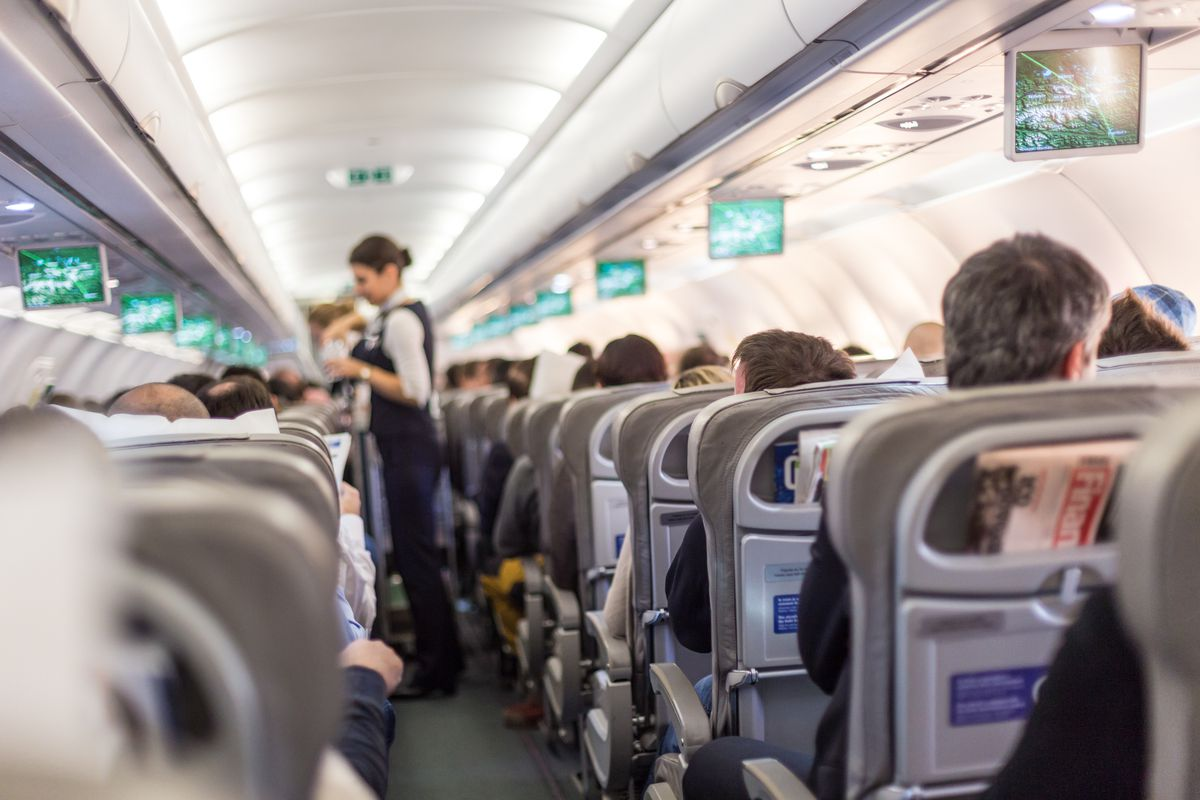 Airlines carved up the economy cabin for two reasons: to create a perk for frequent flyers, who areupgraded to the more plush economy seats for free when available, and to cash in on travelers who want something comfier than a standard economy seat.