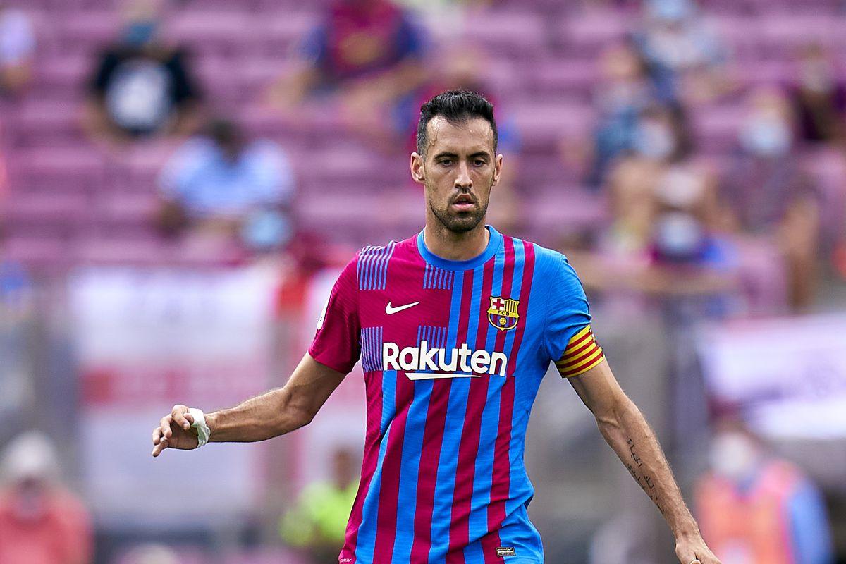 FC Barcelona v Getafe CF - LaLiga Santander