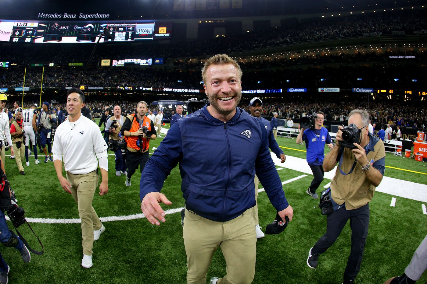 Super Bowl odds 2019: Bettor places $1 5 million bet on the Rams a