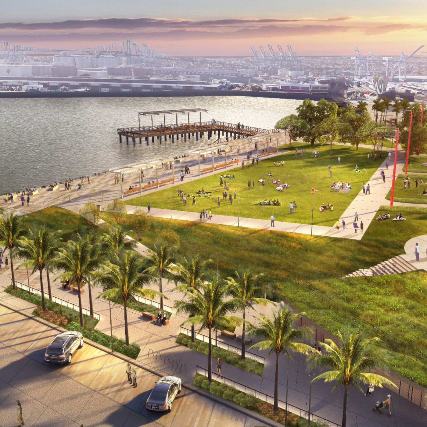 wilmington s waterfront will be transformed into sprawling park