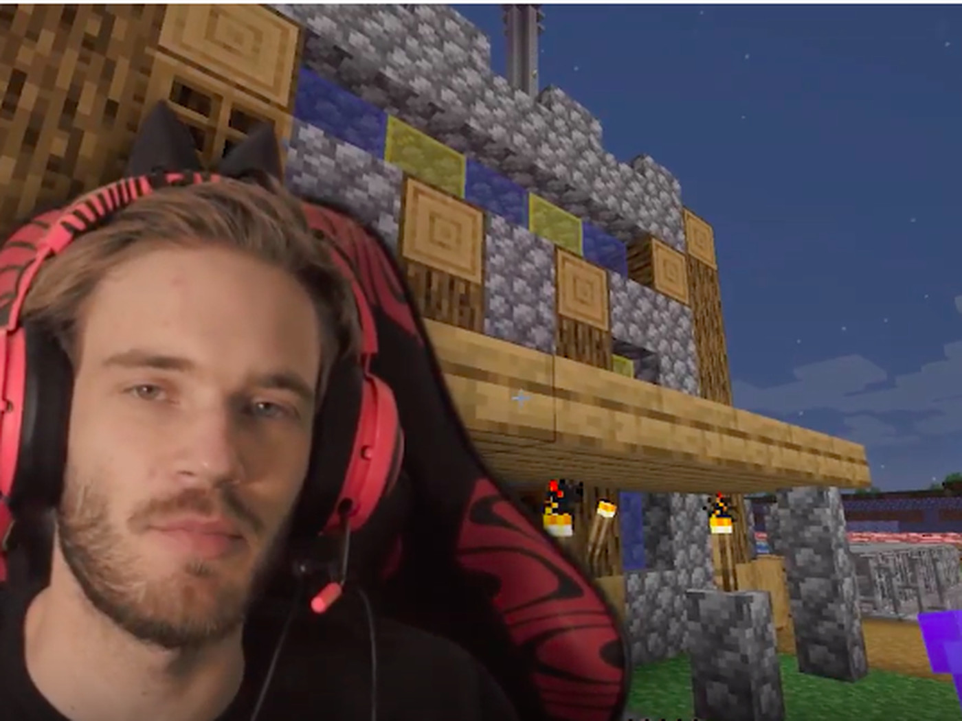 Minecraft's recent surge on YouTube proves that the 'PewDiePie