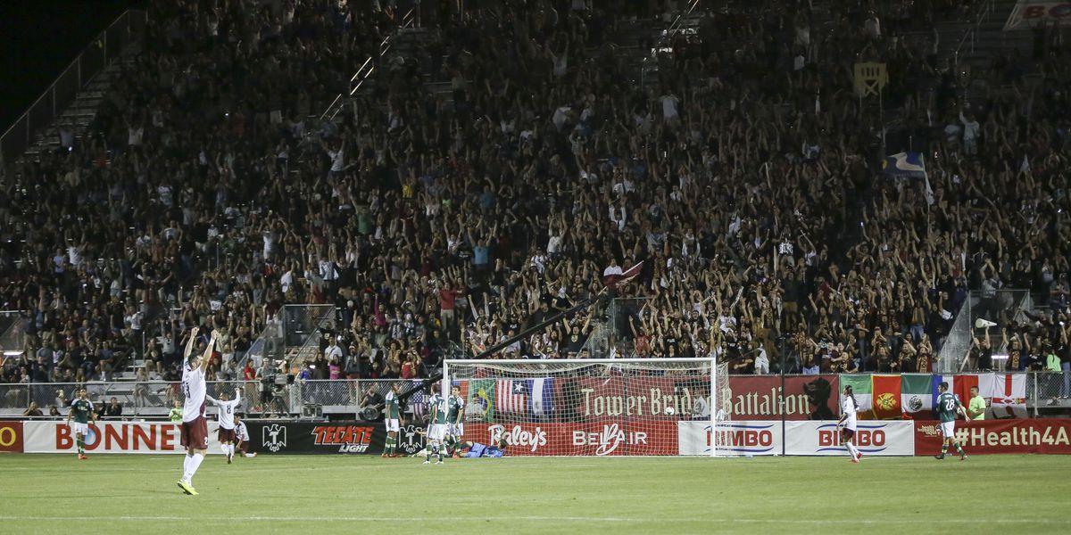 Photo Credit: Sacramento Republic FC/Douglas Taylor