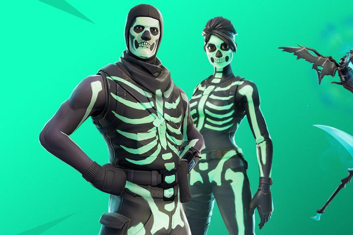 One Of Fortnite S Most Popular Skins Is Back In The Shop Polygon