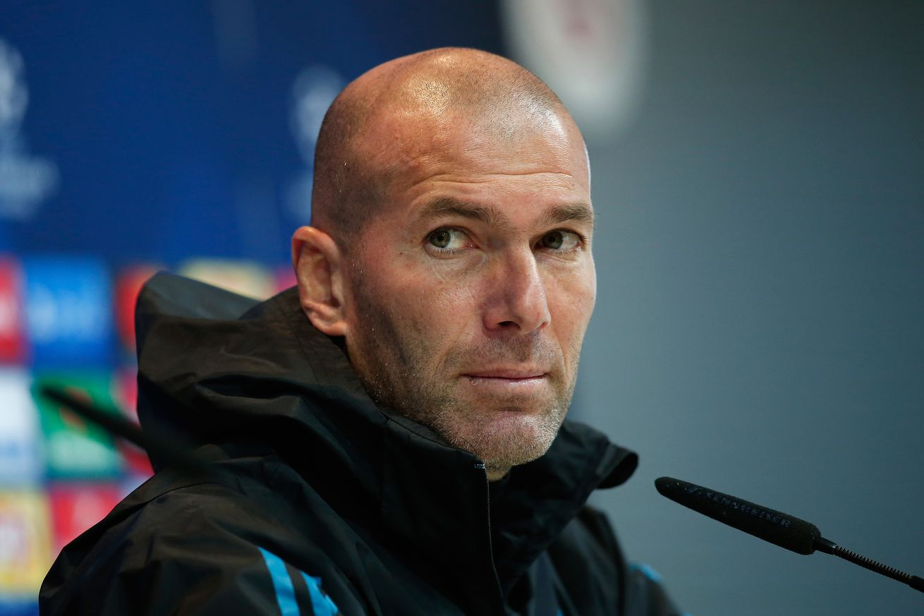 Zidane apologizes after playing Ceballos for just 28 seconds