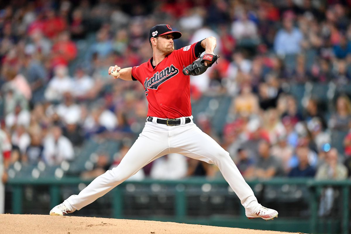 Shane Bieber K's 250th in 5-2 win over Phillies