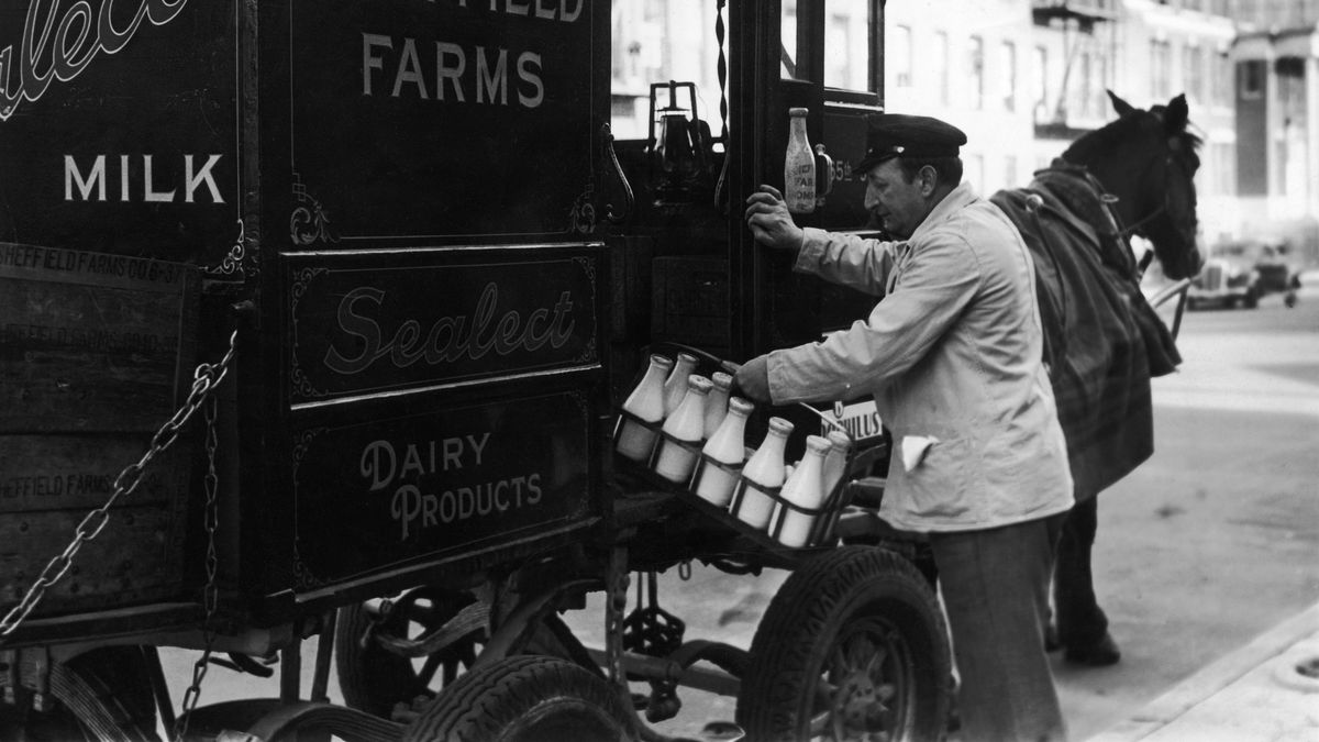 The Return of the Milkman